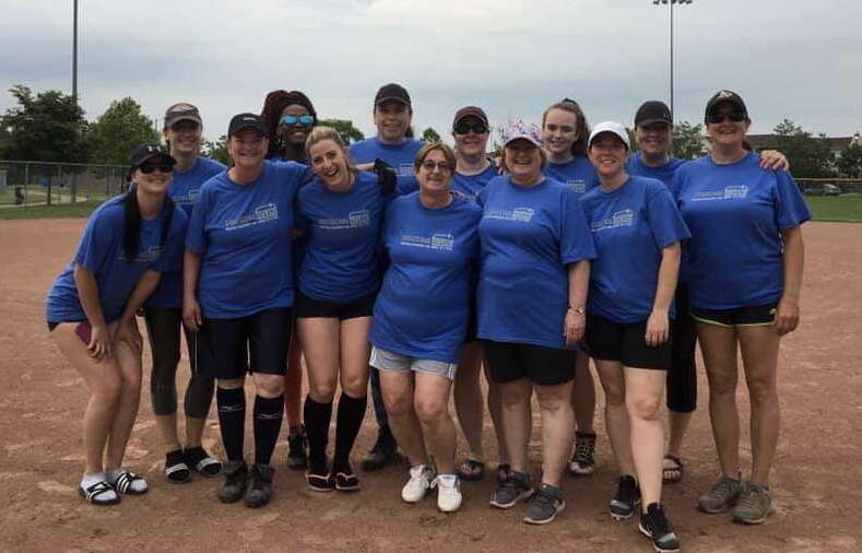 McCauliffe Park Ladies Slo-Pitch League - Team #1